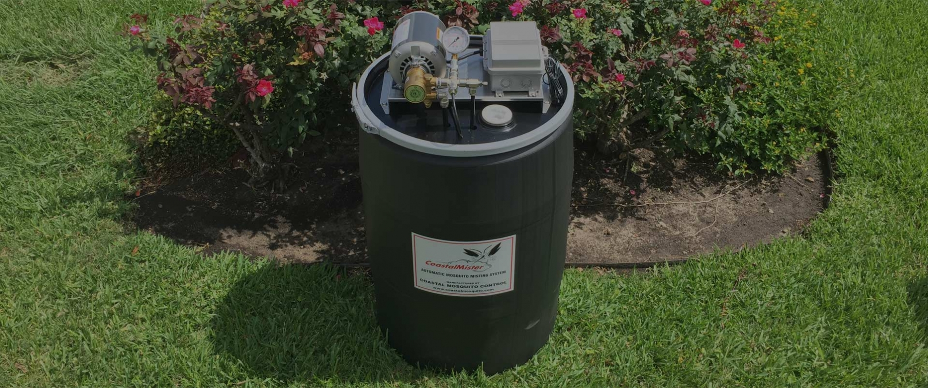 Mosquito Misting Systems and Equipment